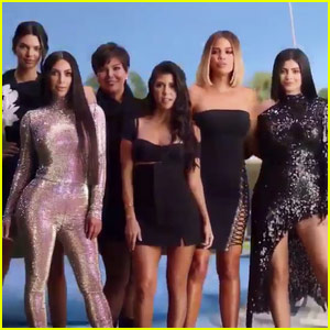 'Keeping Up with the Kardashians' Promo Has a Fun Throwback Moment!
