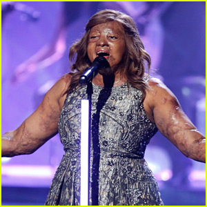 Plane Crash Survivor Kechi Performs Uplifting Song for 'America's Got Talent' Finals! (Video)