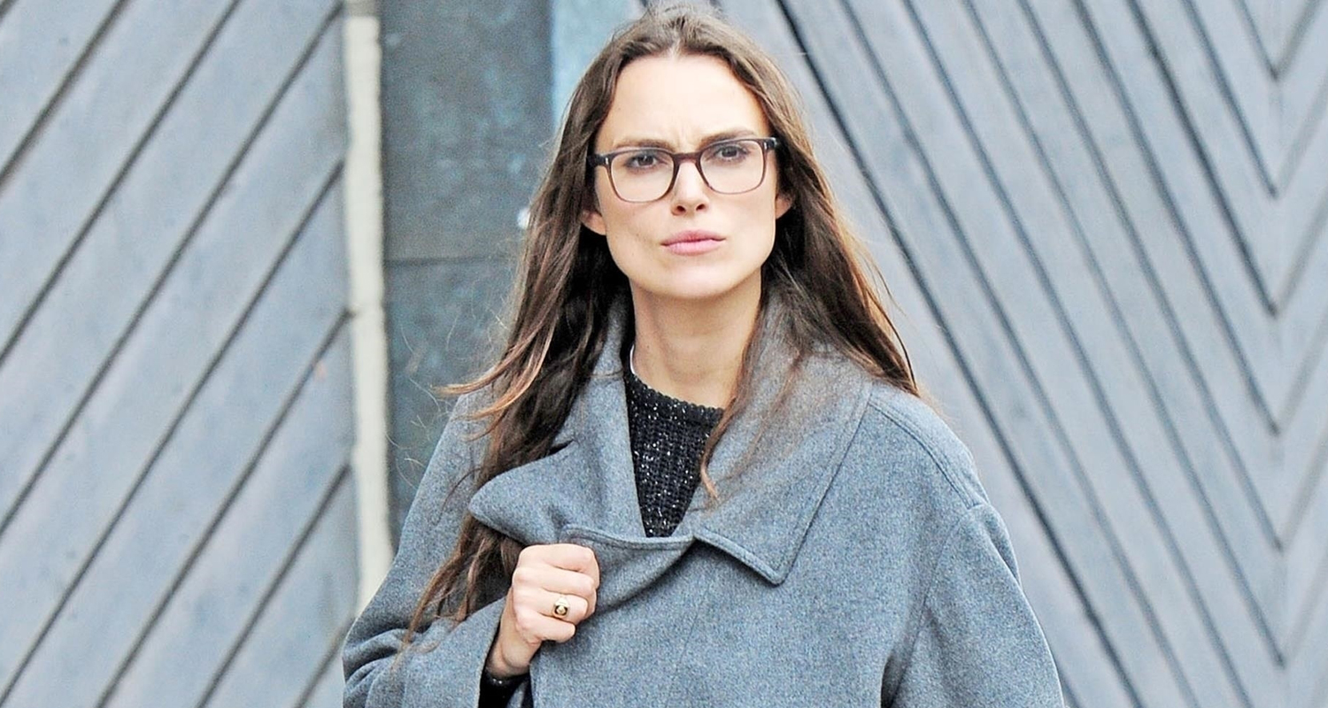 Keira Knightley Keeps It Casual to Run Errands in London ...