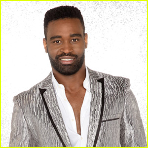 DWTS' Keo Motsepe Launches JustJared.com Video Blog, Gives Preview of Week 2 Dances!