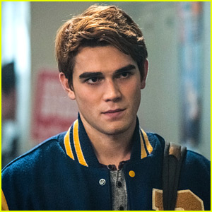 Riverdale's KJ Apa in Car Accident, Fell Asleep at Wheel After 16-Hour Workday on Set