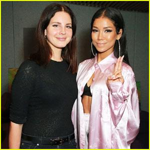 Lana Del Rey & Jhene Aiko Unite After Announcing 'LA to the Moon Tour'!