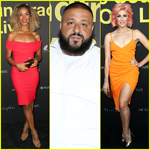 Leona Lewis, DJ Khaled & More Celebrate Clive Davis at Documentary Premiere!