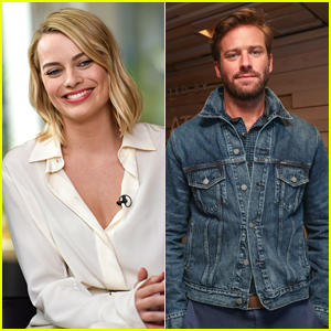 Margot Robbie & Armie Hammer Promote Their New Movies at TIFF