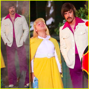 Milo Ventimiglia Goes Retro for 'This Is Us' Halloween Episode!