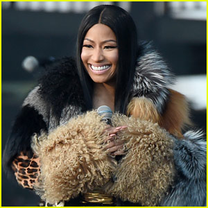 Nicki Minaj Shuts Down Rumors That She Stabbed Someone with a Fork