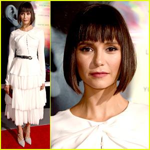 Nina Dobrev Rocks New Haircut at 'Flatliners' Premiere!