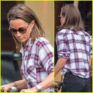 Pippa Middleton Debuts Her New Shorter Hair!