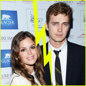 Rachel Bilson & Hayden Christensen Have Reportedly Broken Up