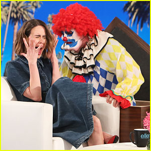 Sarah Paulson Gets Scared Three Times During 'Ellen' Interview - Watch Here!