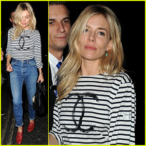 Sienna Miller Misses Venice Premiere of New Movie