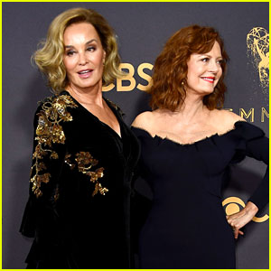 Feud's Jessica Lange & Susan Sarandon Are Both Nominated for Emmys 2017!