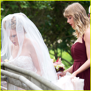 Taylor Swift's Speech at BFF Abigail's Wedding Revealed!