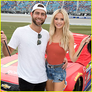 The Bachelor's Lauren Bushnell & New Boyfriend Devin Antin Race for Love!