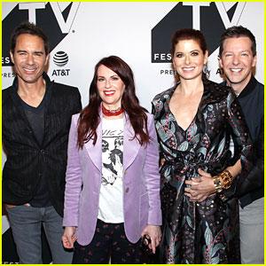 'Will & Grace' Cast Tease Upcoming Season at Tribeca TV Festival
