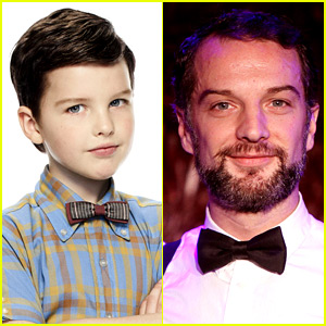'Young Sheldon' Star Iain Armitage's Famous Dad Raves About His Son's Kindness (Video)