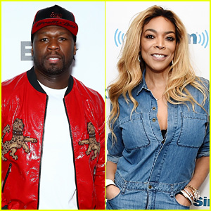 50 Cent Slams Wendy Williams on Instagram After She Comments on His Relationship With His Son