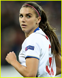 Soccer Star Alex Morgan Issues Apology After Getting Kicked Out of Disney World