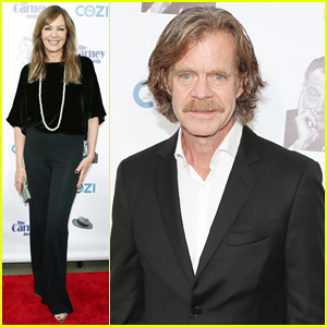 Allison Janney & William H. Macy Celebrar Actores en Carney Premios 2017!