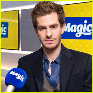 05bd11a7e589 Andrew Garfield Continues  Breathe  Press Tour in London