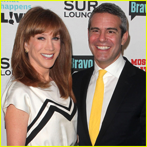 Andy Cohen Explains Why He Said He Didn't Know Kathy Griffin