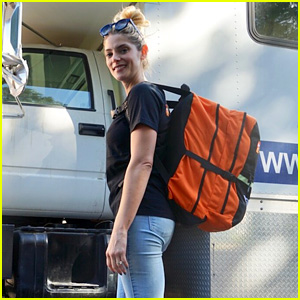 Ashley Greene Launches California Fire Fund, Visits Relief & Evacuation Centers