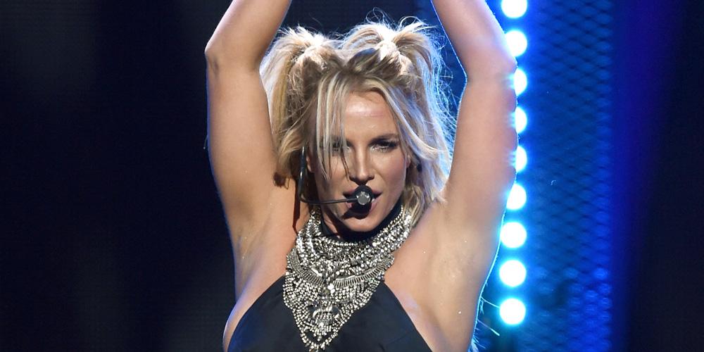 Britney Spears Rocks '#VegasStrong' Hat, Praises First ...