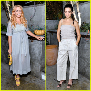 Busy Philipps & Jenny Slate Celebrate the LA Opening of Creatures of Comfort!