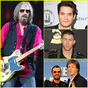 John Mayer, Paul McCartney, Nick Jonas & More Celebrities Pay Tribute to Tom Petty