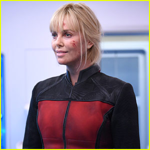 Charlize Theron Guest Stars on 'The Orville' - First Look Photos & Video!