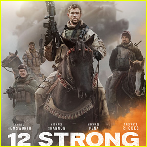Chris Hemsworth Stars in '12 Strong' - First Trailer Debuts!