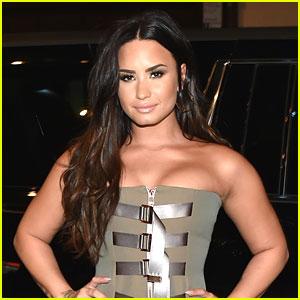 Demi Lovato Talks Drug Addiction & Mental Health with 'Rolling Stone'
