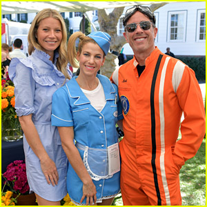 Gwyneth Paltrow, Jessica & Jerry Seinfeld Get Spooky at Good+ Foundation Halloween Bash!