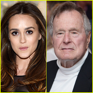 Actress Heather Lind Accuses Former President George H.W. Bush of Sexual Assault