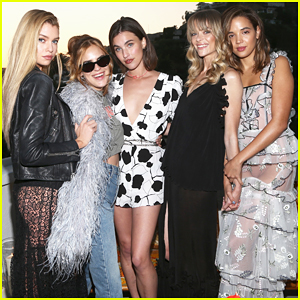 Jaime King Buddies Up with Tallulah Willis & Georgie Flores at Alice McCall Launch Party!
