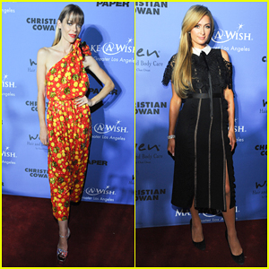 Jaime King & Paris Hilton Hit the Runway at Paper Mag's Young Legends Benefit!