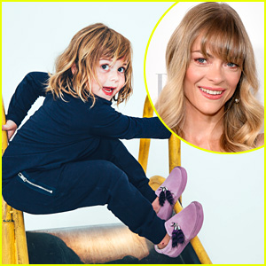 Jaime King's Son James Knight Stars in AKID Shoe Campaign