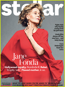 Jane Fonda Says Issues Of Sexual Abuse is 'Universal' for Women