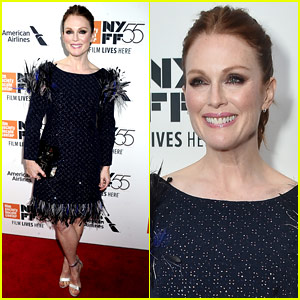 Julianne Moore & 'Wonderstruck' Cast Premiere Film in New York