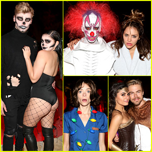 Just Jared Halloween Party 2017 - RECAP!