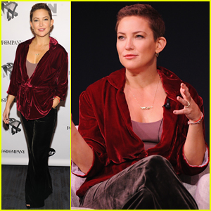 Kate Hudson Says 'Connection Is Everything' When Talking Fabletics' $250M Success