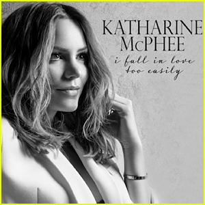 Katharine McPhee Announces Romantic New Album 'I Fall In Love Too Easily'!