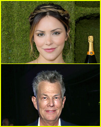 Katharine McPhee Seen Out with David Foster in New Photos