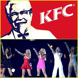 KFC Follows 11 Twitter Accounts - 5 Spice Girls & 6 Herbs!