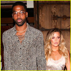 Pregnant Khloe Kardashian Describes the Hardships of Long Distance with Tristan Thompson