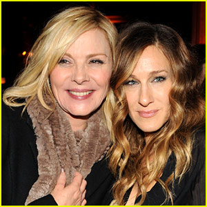 Kim Cattrall Slams Sarah Jessica Parker Over 'Sex & the City 3' (Report)