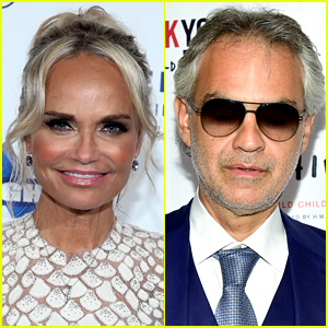 Kristin Chenoweth Joins Andrea Bocelli Tour Dates as Special Guest Performer!