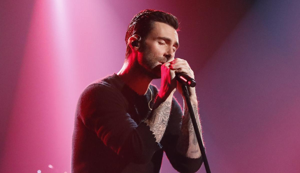Maroon 5 tour dates in Australia
