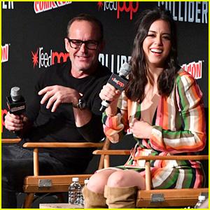 Chloe Bennet, Clark Gregg, & Co-Stars Announce 'Agents of S.H.I.E.L.D.' Season 5 Premiere Date