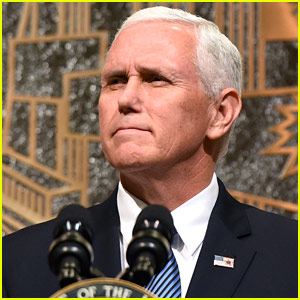VP Mike Pence Walks Out of NFL Game Over Kneeling Players